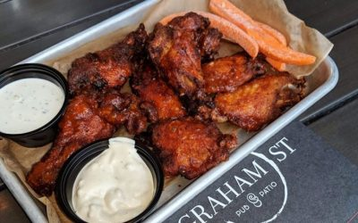 Featured Charlotte Restaurant: Graham St. Pub & Patio