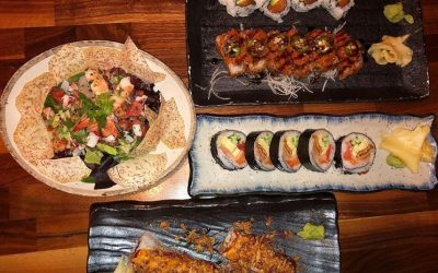 Top Sushi Spots in Charlotte