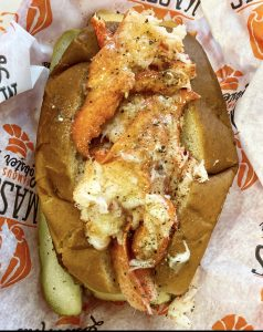 The Classic Lobster Roll